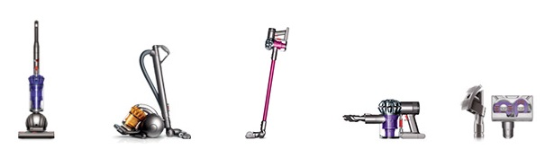 Dyson Vacuum Repair & Service - Buy new or repair the old!
