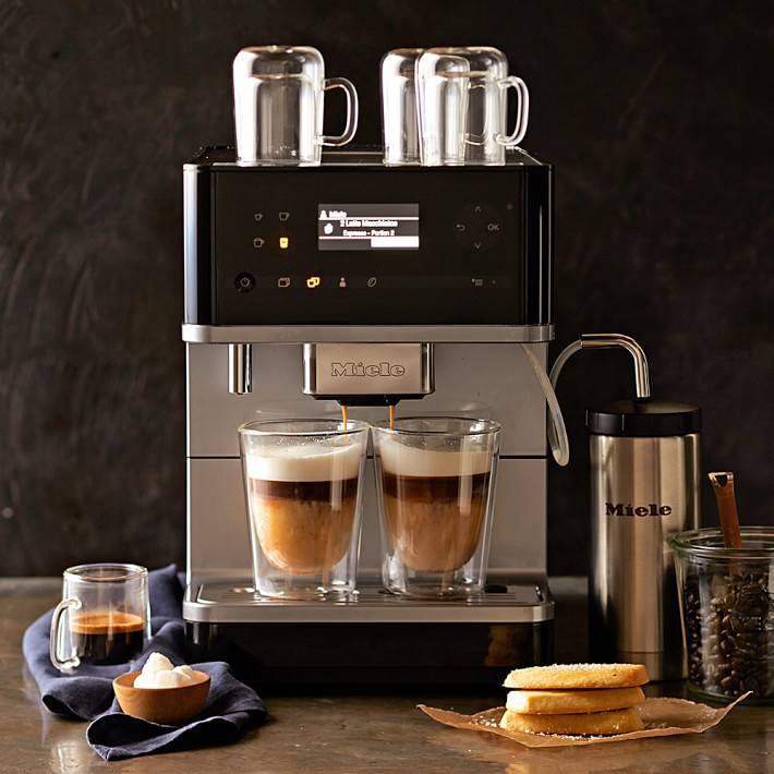 Miele CM6310 Coffee Espresso Machines