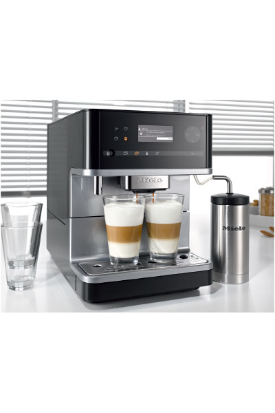 Miele Cm6 Coffee Espresso System
