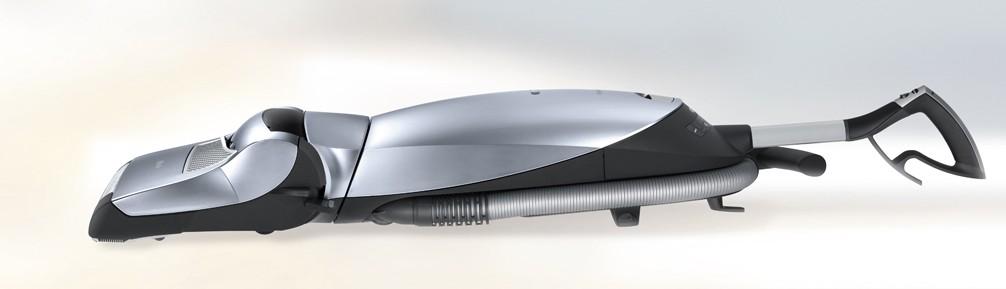Miele Upright vacuums go Flat