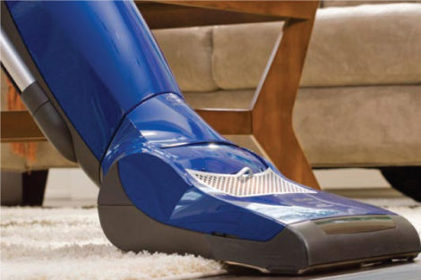 Miele S 7210 Twist Upright Vacuum Cleaner Automatic height adjustment