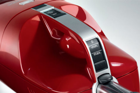 Miele Stickvac Quickstep Vacuum Cleaner Max/min speed control