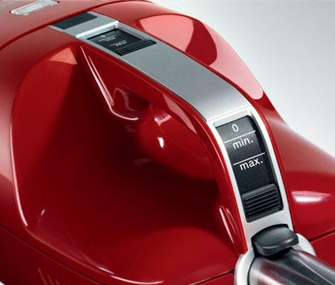Miele Stickvac Quickstep Vacuum Cleaner Max/min speed control