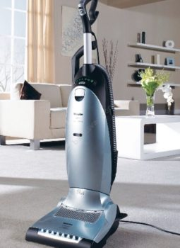Miele S 7580 Swing Upright Vacuum Cleaner
