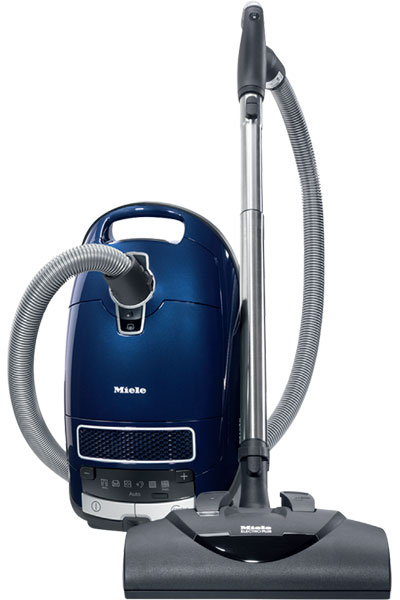 Miele s 8590 marin canister vacuum cleaner denver vacuum for Miele vacuum motor brushes