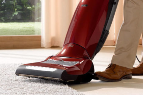 Miele S 7280 Salsa Upright Vacuum Cleaner Automatic carpet height adjustment