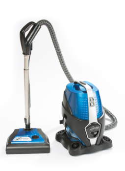 Sirena Bagless Canister Vacuum