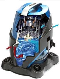 Sirena Bagless Water Vacuum Denver