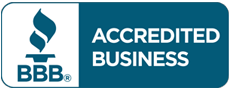 BBB Accredited Business Seal horizontal. Centennial Inc is a BBB Accredited Business