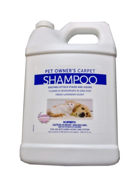 Kirby Pet Shampoo