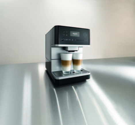 Miele CM6 Coffee Espresso Machine Fully Automatic