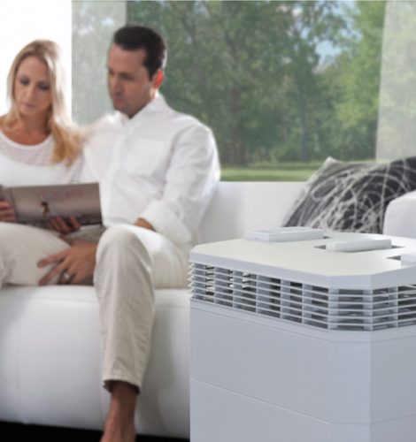 Air Purifiers for Asthma and Allergy home editino