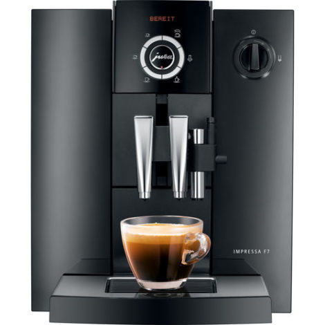 Jura Impressa F7 Cappuccino and Espresso Machine