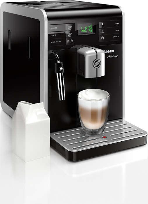 saeco moltio focus automatic espresso machine