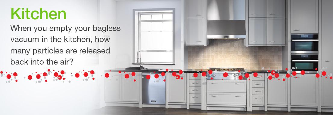 Miele Kitchen Vacuum