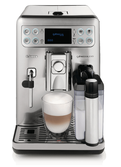 Saeco espresso coffee machine