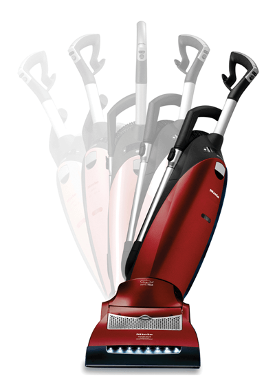 MIele upright vacuum cleaner
