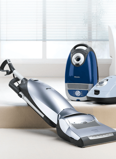 Miele upright & canister vacuums