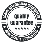 Quality Guarantee seal
