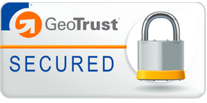 GeoTrust Secured logo