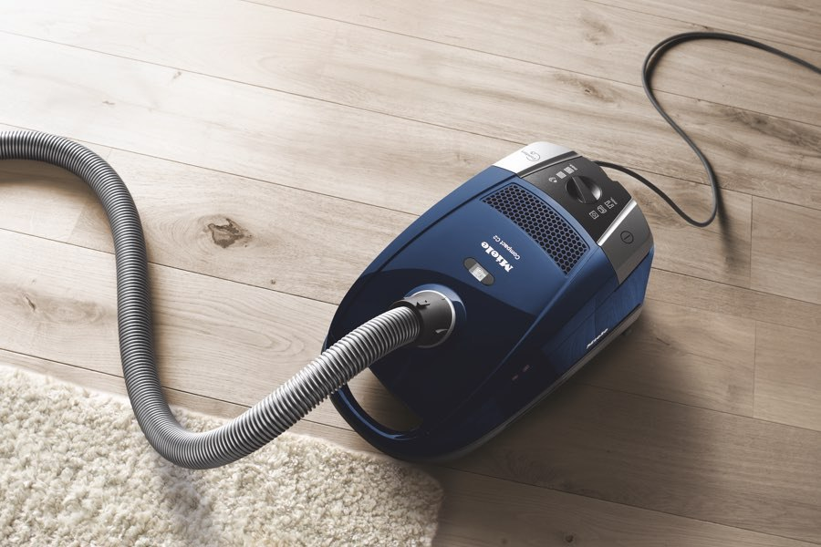 Miele Compact C2 Electro canister vacuum cleaner, up top $150 trade in value, Dyson vacuums, Kirby, Electrolux and more